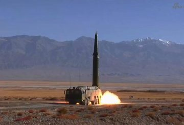 Chinese Dongfeng 16 missile testing 1