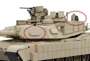 US_Army_M1A2_Sep_V2_MBT_tanks_fitted_with_Israeli-made_Rafael_Trophy_active_protection_system_against_missile_and_rocket_925_001