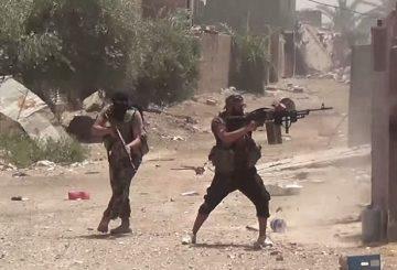 Isis video Ramadi 2