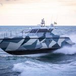 Ferretti Security and Defence al Salone IDEX/NAVDEX 2019