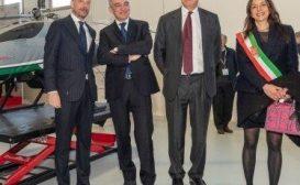 Leonardo apre uno stabilimento a Pisa e presenta l'ultima versione dell' AWHERO