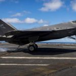 L'F-35C raggiunge la Capacità Operativa Iniziale