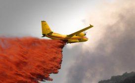 Configurazione antincendio per il C-27J