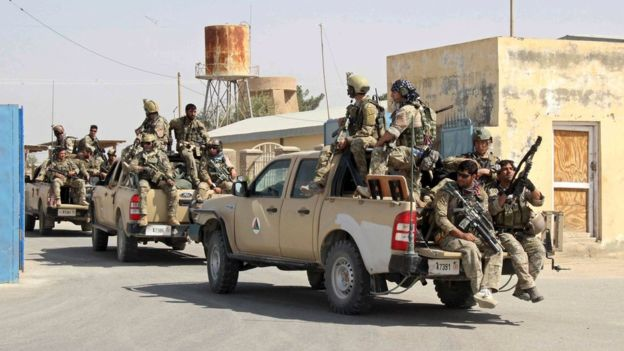 _Forze speciali afghane REUTERS