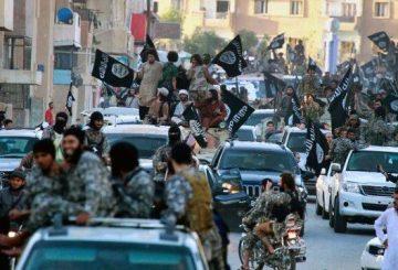 ISIS a Raqqa ISIS AP