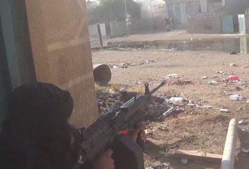 ISIS video Ramadi
