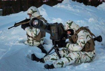 MMP - firing at Vidsel test range @ Laurent Guichardon - MBDA