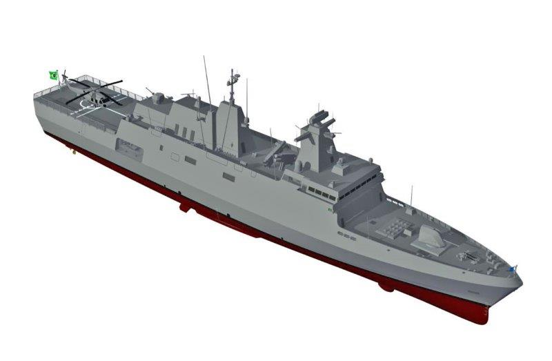 Meko-A100-Classe-Tamandaré