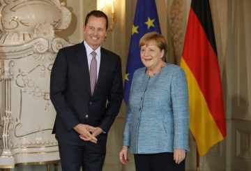 Ambassador+Grenell+Attends+Merkel+Reception+3z-AOADn6z7l