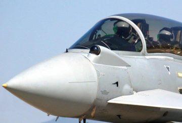 10_Il sistema IRST PIRATE del velivolo Eurofighter Typhoon@Leonardo