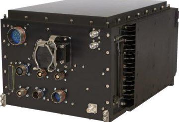 6_L'unit di elaborazione e tramissione del radar Gabbiano T20 Ultra Light