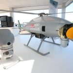 8_Il radar Gabbiano UltraLight installato a bordo dell'UAV ad ala rotante Leonardo AWHero@Leonardo