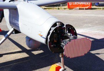 9_L'UAV Falco with con il radar Gabbiano radar@Luca Peruzzi