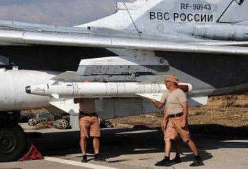 Su-24M at Hmeymim airbase TASS