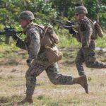 A Guam nel 2024 parte dei marines Usa di stanza a Okinawa