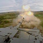 Carri armati Ariete in Lettonia e Polonia