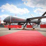 Falco Xplorer: a Le Bourget Leonardo svela il suo drone più grande