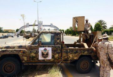 AFP Tripoli augusto 18
