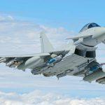 Elettronica per l'aggiornamento del sistema DASS del caccia Typhoon