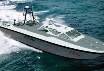 Baglietto Navy_ Fast Fighting craft - prospettica 1 (2) (002)