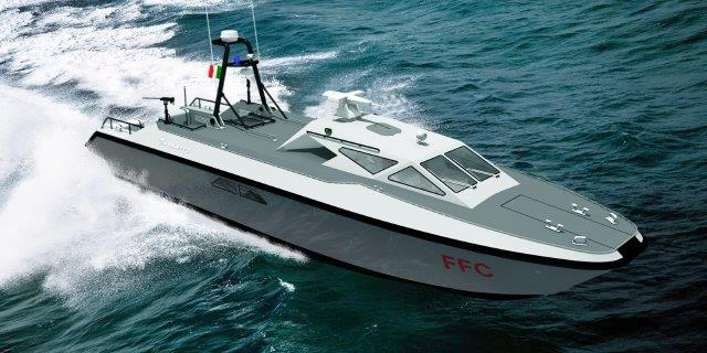 Baglietto Navy_ Fast Fighting craft - prospettica 1 (2) (002)