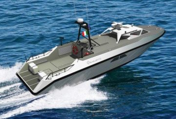 Baglietto Navy_ Fast Fighting craft - prospettica 1 (3) (002)