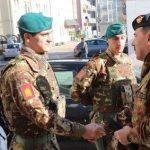 "Sempre più militari nell'operazione ""Strade Sicure"""