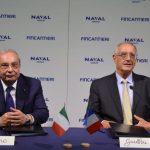 """Verso """"l' Airbus dei Mari"""": Fincantieri e Naval Group firmano l' accordo di joint venture"""