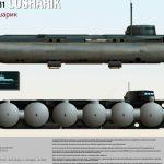 L'incendio sul sottomarino del mistero