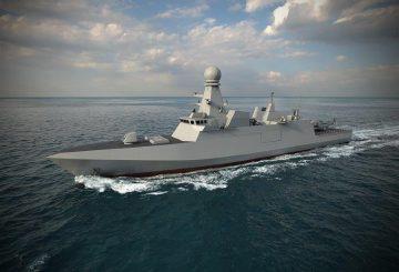DIMDEX_2018_Fincantieri_Unveils_Qatari_Navy_Air_Defense_Corvette_Design_1