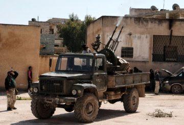 Esercito conquista AFP