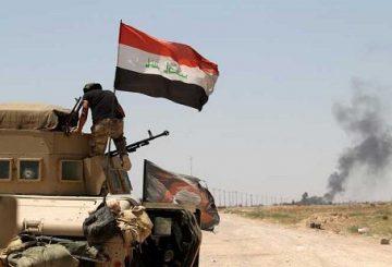 Forze irachene confine Siria Askanews