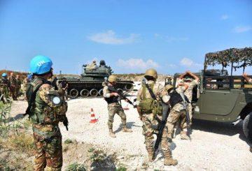 UNIFIL_Caschi_Blu_Italiani addestrano le LAF 12 (002)