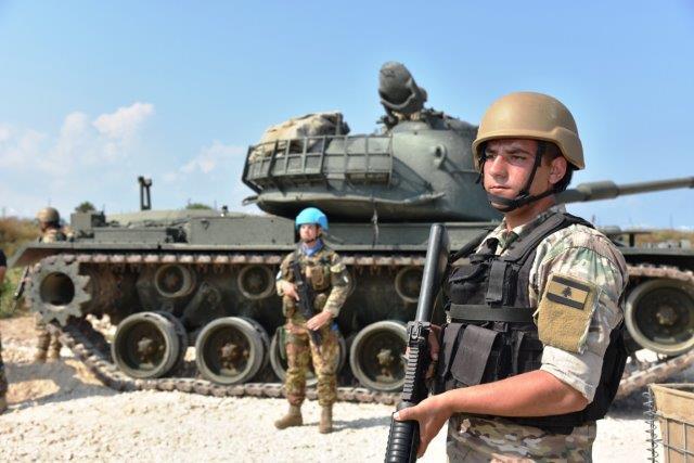 UNIFIL_Caschi_Blu_Italiani addestrano le LAF 3 (002)