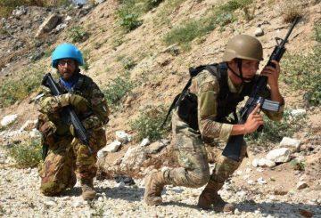 UNIFIL_Caschi_Blu_Italiani addestrano le LAF 5 (002)
