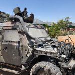 Somalia: gli Shabab attaccano i militari italiani. Le foto e il video dei Lince colpiti