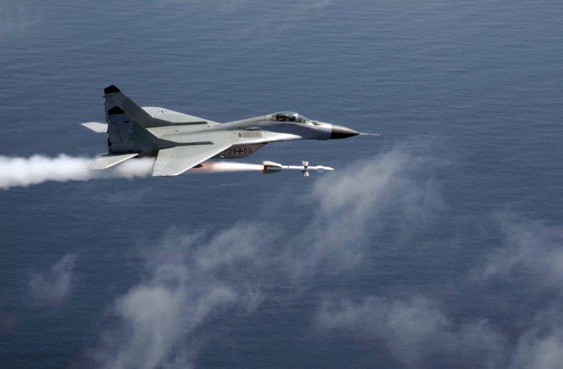 L'India acquista in Russia mille missili aria-aria a medio raggio R-27