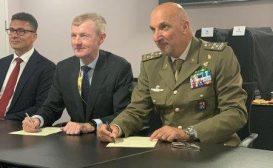 L'Italia aderisce al programma britannico per il caccia Tempest