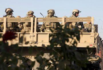 NATO Tropps in Kunduz.Reuters