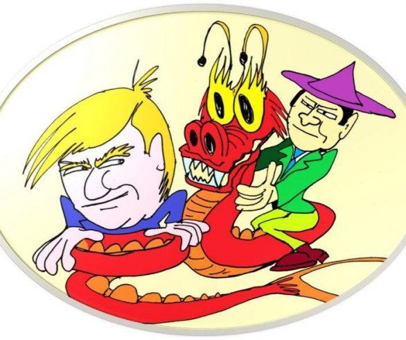 Il Tycoon e il drago