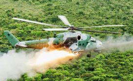 I 50 anni dell'elicottero da attacco Mil Mi-24 Hind