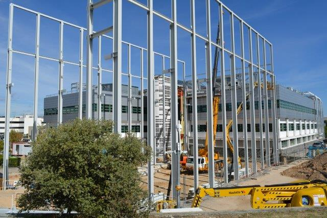 New facilities at Thales Alenia Space in Spain (002)