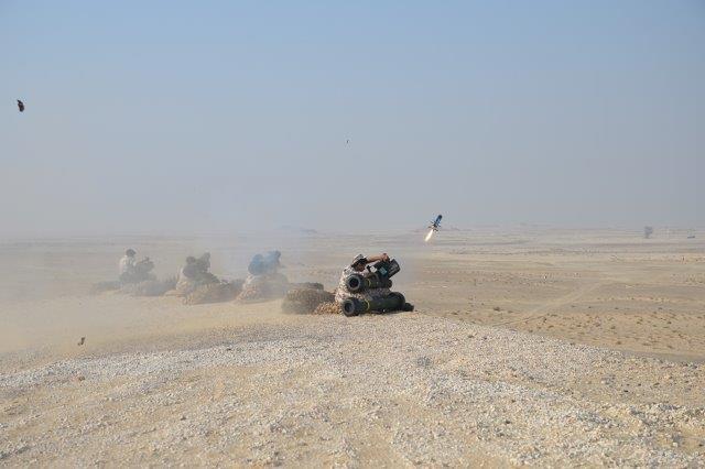 Sezione Contro Carri dell' Esercito del Qatar (002)