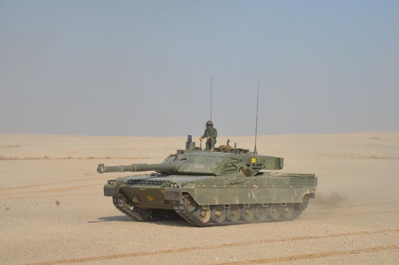 carro ariete in esercitazione NASR - QATAR (7) (002)