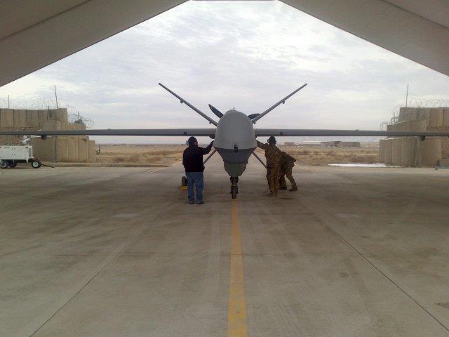 2. Primo volo Predator B