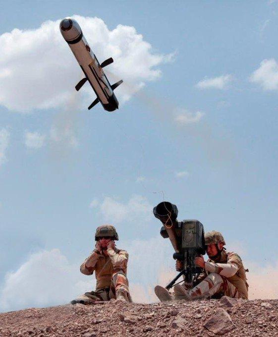 FRA SOF Task Force HYDRA missile MMP Siria