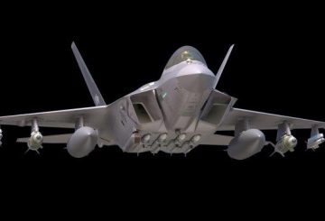 METEOR on KF-X © Korea Aerospace Industries
