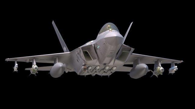 METEOR on KF-X © Korea Aerospace Industries