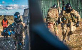 Munizionamento non letale per l'addestramento dei team di scorta della Brigata Pinerolo