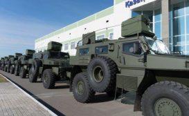 Consegnati alle forze kazakhe gli MRAP 4×4 Arlan prodotti da KPE